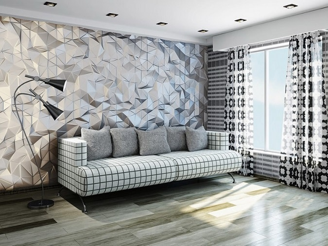 3d Wall Panels 3d Wall Textures Amp Tiles In Los Angeles