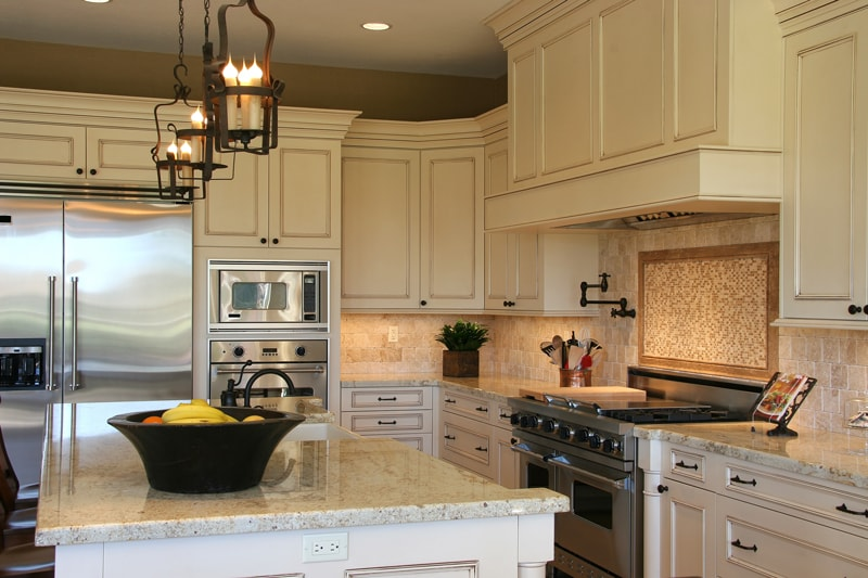 Custom Cabinets For Your Kitchen Bath Closet Garage In Los Angeles Homecraft La