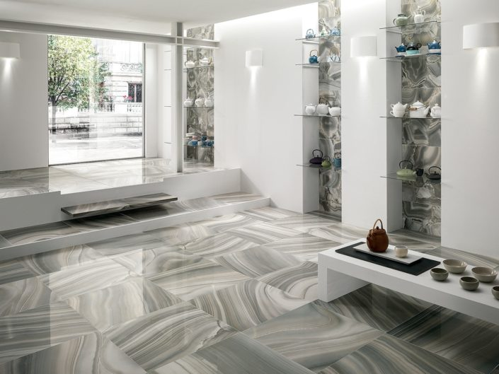 La Fabbrica porcelain tiles