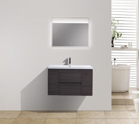 modern bathroom vanity los angeles